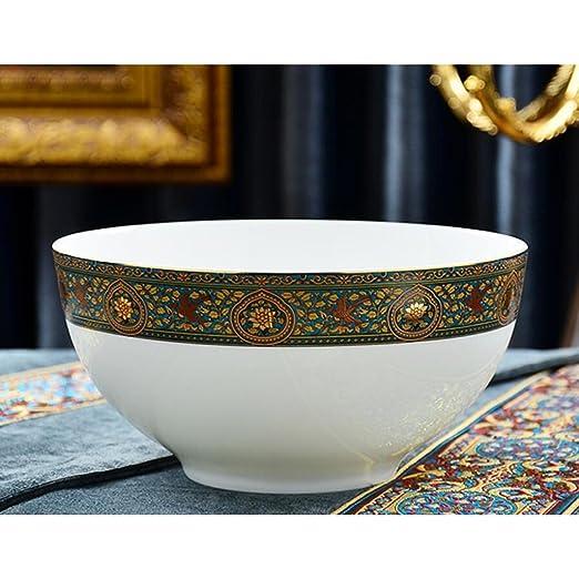 Liuyu Cocina Inicio Vajilla de porcelana de hueso creativa ...