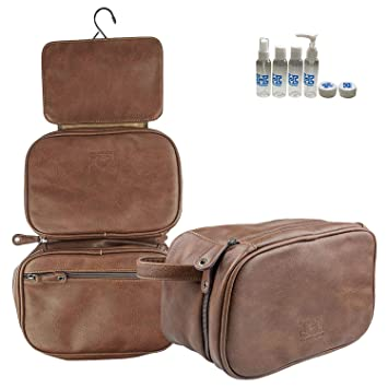 Mens Hanging Toiletry Bag with Hook  251534008e816