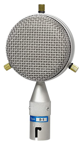 Terren Grill | Amazon Com Blue Microphone Cardioid Dual Backplate B6 Capsule