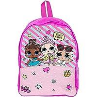 L.O.L. Surprise! Mochila Escolar Chicas Muñecas LOL Mochilas Infantil Confetti Pop Glitterati Bolso Escolar Niñas