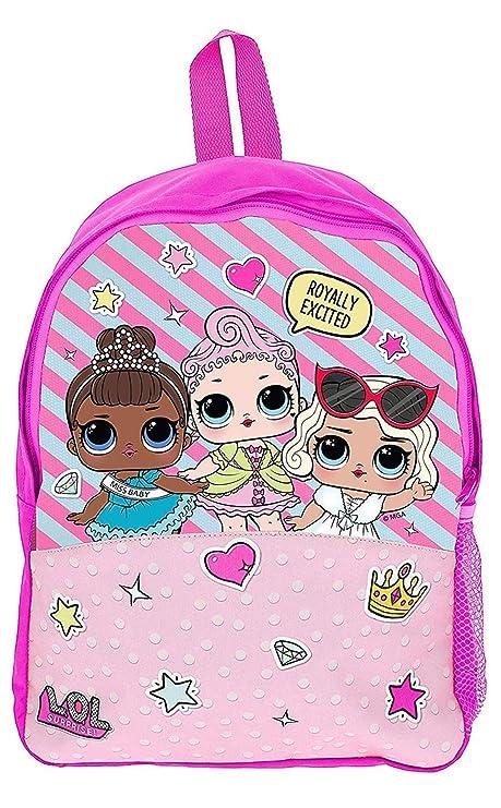 66b713185d Zaino Scuola Lol Surprise Borsetta Bimba Bambole Lols Zaino Prima Elementare  Accessori per