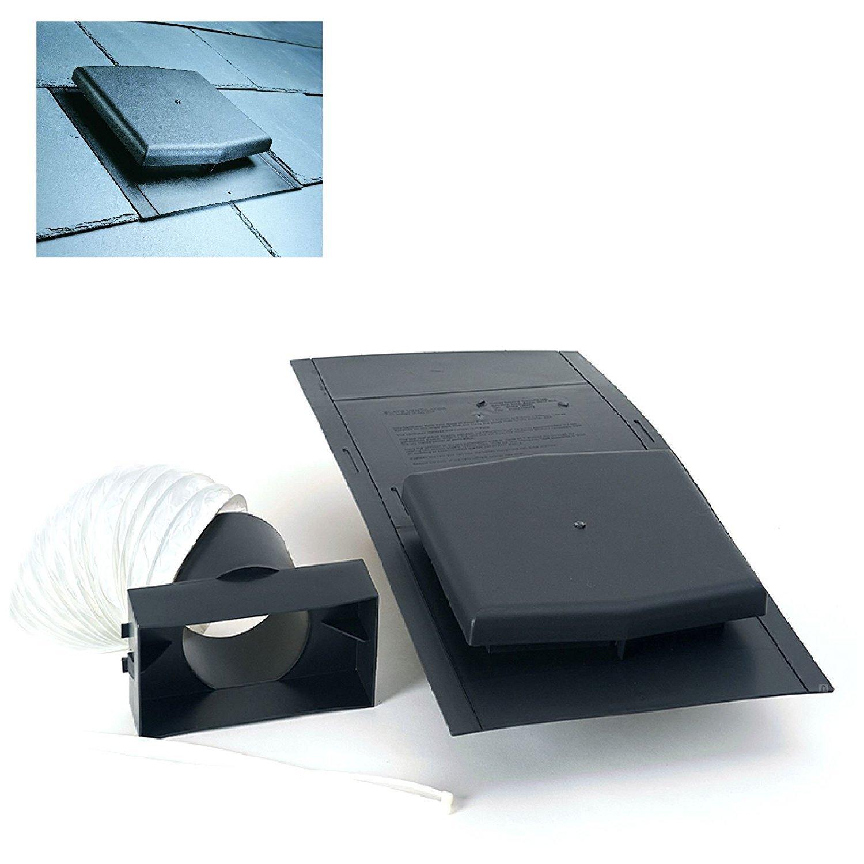 10k slate roof tile adapter kit for extractor fans soil for 80mm soil vent pipe