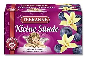 3x Teekanne Kleine Sünde (each box 20 tea bags)