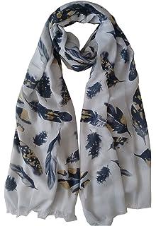 Poppy Mint Print Ladies Fashion Maxi Scarf Wrap Sarong