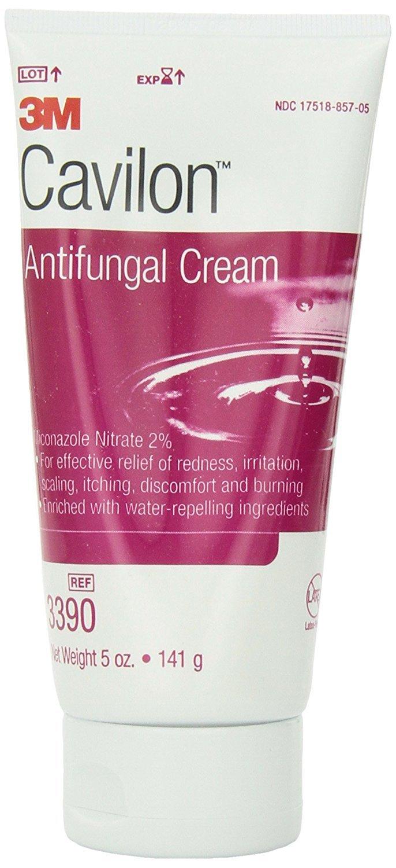 3M Antifungal Cavilon 2% Cream 5 oz. (#3390, Sold Per Case)