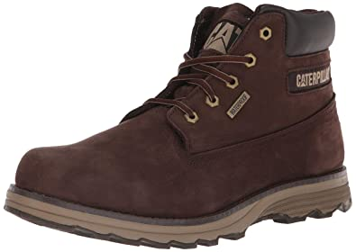 e6df7a68a CAT Men s Coffee Bean Founder Waterproof Boot