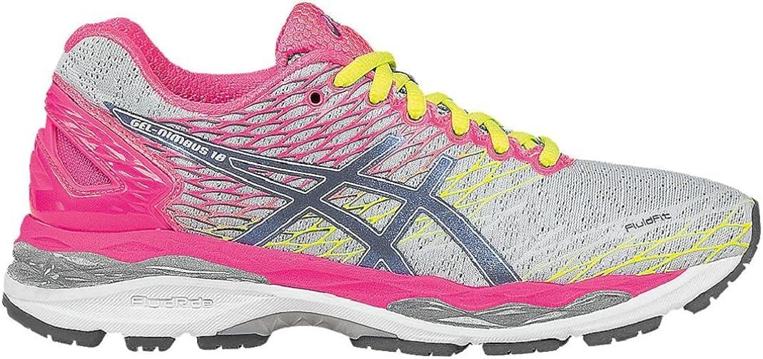 ASICS - Gel-nimbus 18, Zapatillas de Running mujer: MainApps: Amazon.es: Zapatos y complementos