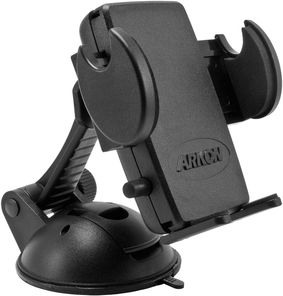 Arkon Windshield or Dash Car Phone Holder Mount for iPhone 7 6S 6 Plus 7 6S 6 Galaxy Note Retail Black