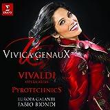 Vivaldi: Opera Arias - Pyrotechnics