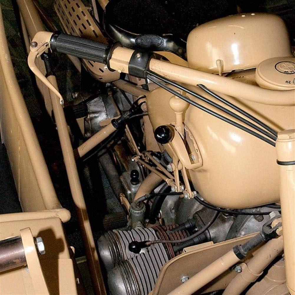 Frein r/étro Moto Levier dembrayage Grip CJ-K750 for BMW R71 R51 Ural M72 M1 Moteur 1 Paire Levier dembrayage Poign/ée de Frein Color : Army Green