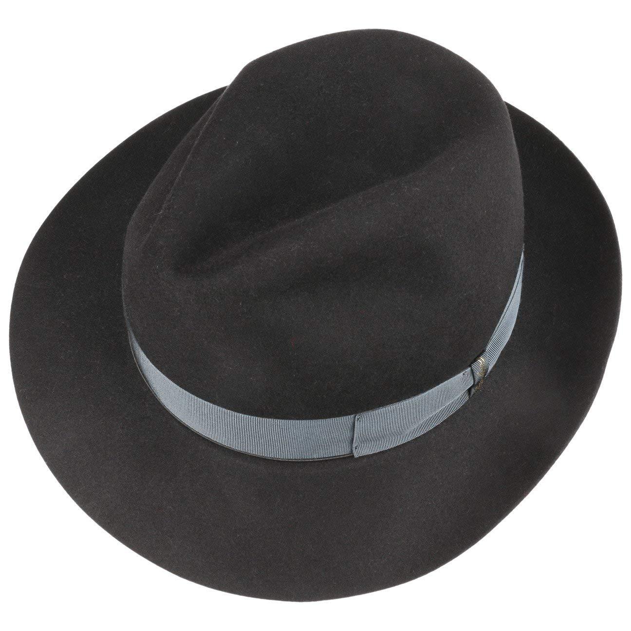 Borsalino Sombrero Fedora 50 Gramos by Sombreros de fieltrosombrero Hombre  Fieltro  Amazon.es  Ropa y accesorios 3ae82a7fa4d