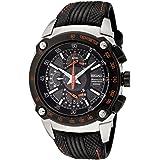 Seiko - SPC039P2 - Montre Homme - Quartz - Analogique - Bracelet cuir noir
