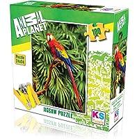 KS Games Animal Planet   Scarlet Macaw Yapboz
