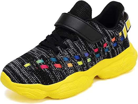 SOVIKER Kids Running Sneakers Tennis