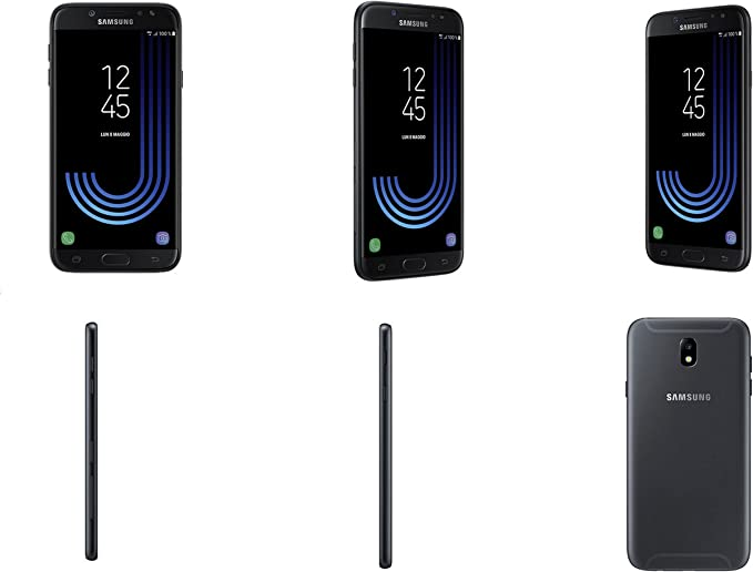 Samsung j730 Galaxy J7 7 Smartphone, Marca Tim, 16 GB, Negro ...