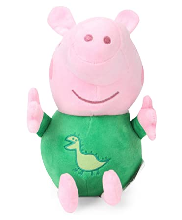 2fd41b0efd18 Buy Peppa George Pig Plush in Green Panama