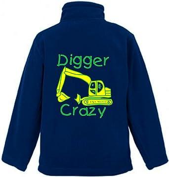 CERTONGCXTS Little Boys Goal Digger ComfortSoft Long Sleeve T-Shirt