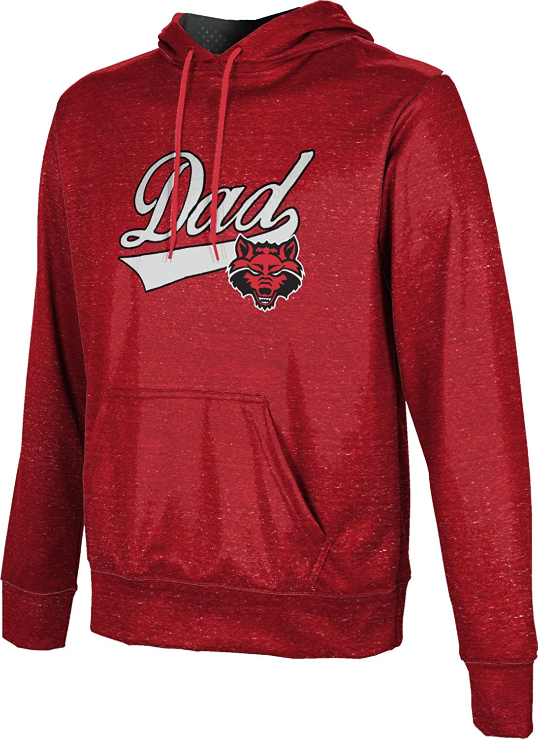School Spirit Sweatshirt ProSphere Arkansas State University Fathers Day Mens Pullover Hoodie Heather