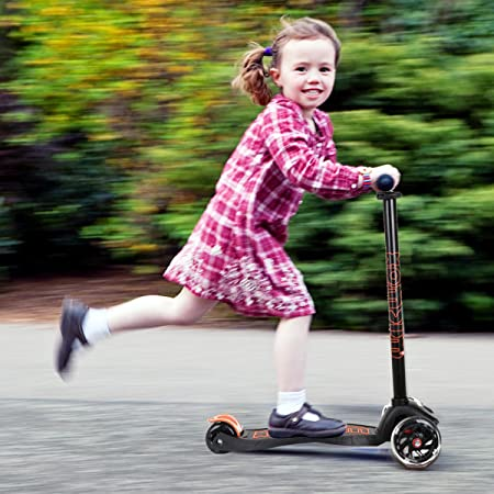 Amazon.com: Banne - Patinete con 3 ruedas de poliuretano ...