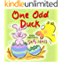 One Odd Duck (Funny, Rhyming bedtime Story/Picture Book About Appreciating Your Own Uniqueness)