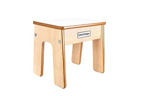 Little helper funstool sedia e sgabello in legno per bambini