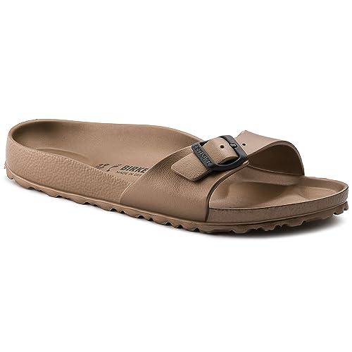 3837bde44e6 Birkenstock Madrid EVA Regular Fit - Copper 1001503 (Bronze) Mens Sandals  46 EU