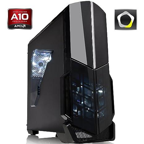 PC Gaming Alien Z1 - Memoria 8 GB, CPU A10 7850 K, AMD ...