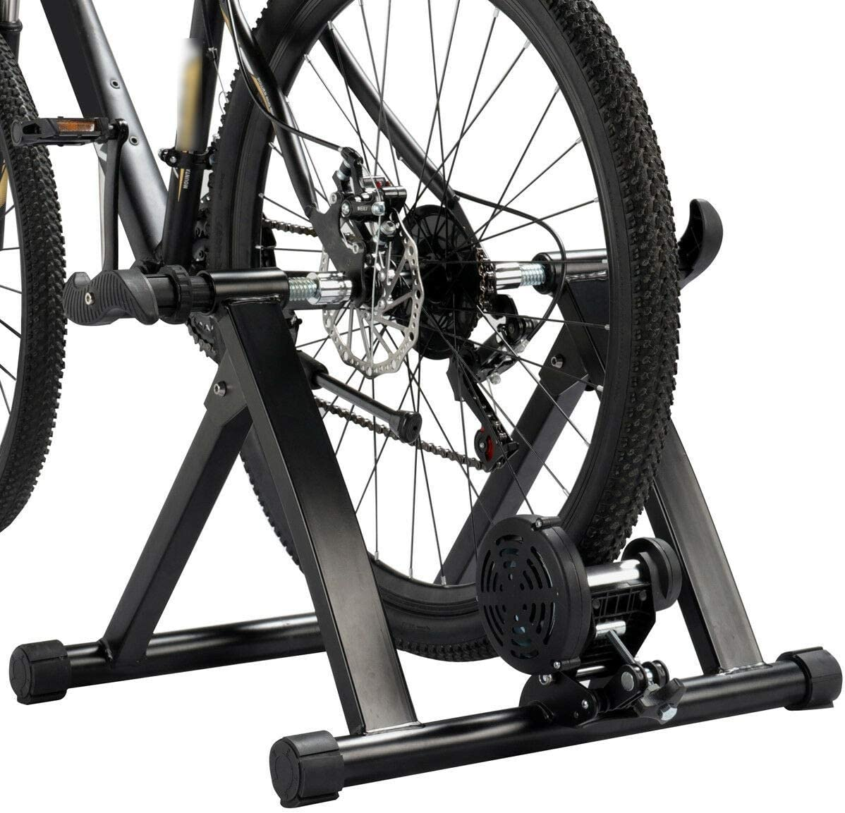 Kabalo Bicicleta de Interior Plegable Ciclismo Turbo Trainer ...