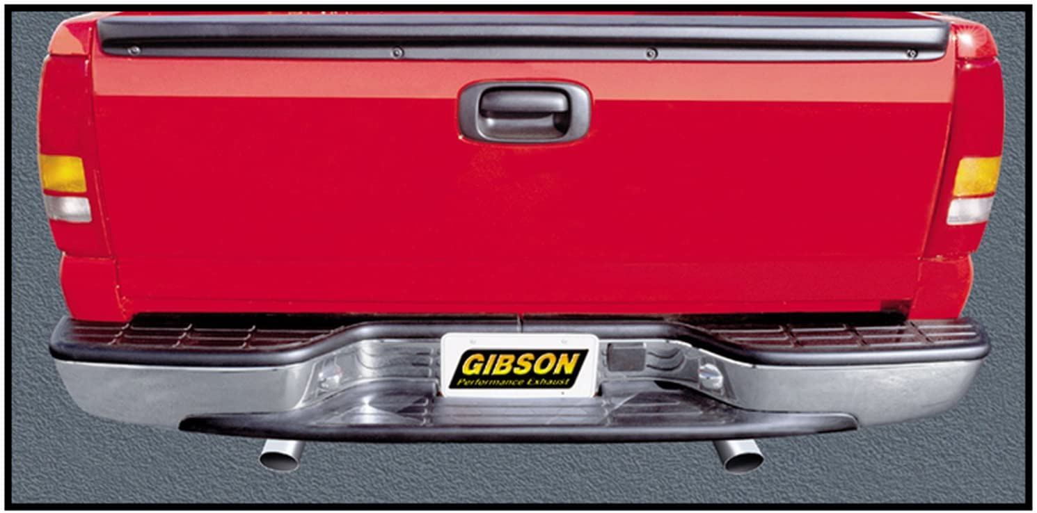 Gibson 6502 Split Rear Cat-Back Exhaust System