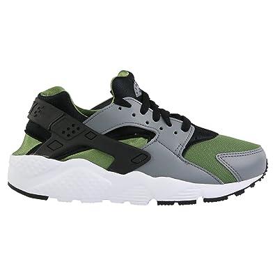 size 40 9b9d3 dac68 Nike Huarache Run Sneakers Trainers Shoes for Kids (GS), Grau (Cool Grey