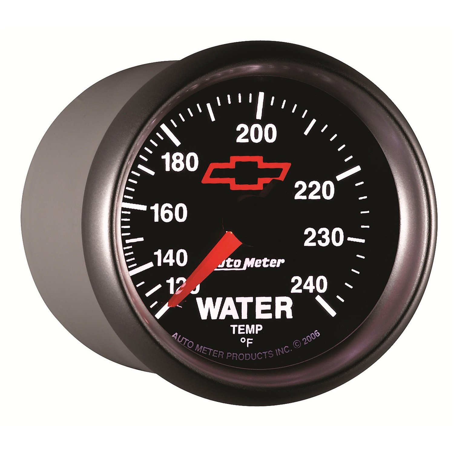 Auto Meter 3632-00406 GM Series Mechanical Water Temperature Gauge by Auto Meter (Image #1)