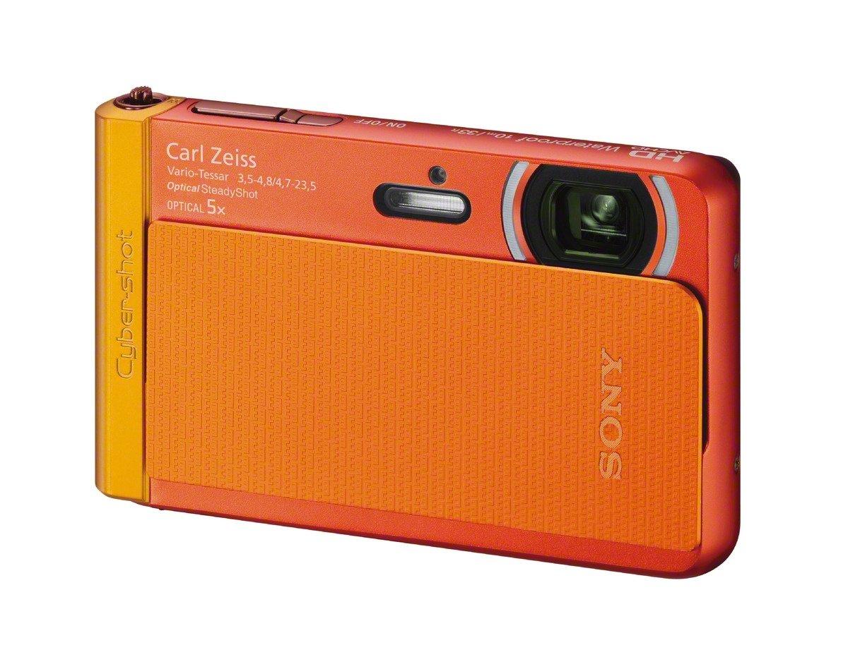 Amazon Sony DSC TX30 D 18 MP Digital Camera with 5x Optical