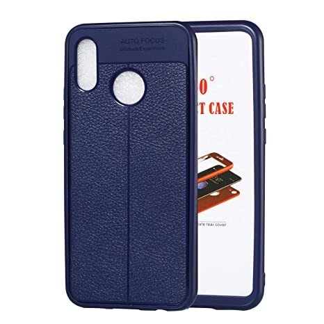 Funluna Funda Huawei Nova 3, Silicona Case 360 Grados Full Body Protección Completa Cover Ultra Delgado Doble Delantera TPU Carcasa Rubber Bumper Caso ...