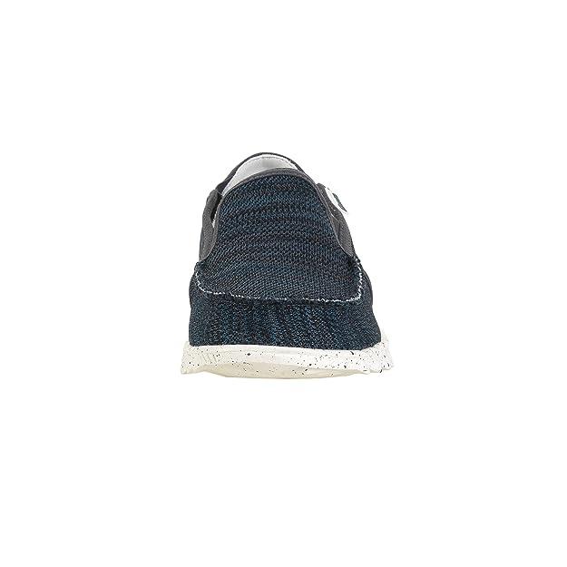 Dude Shoes Men's Farty Sox Knit Grey Azur Slip On / Mule UK8 / EU42 ZMBGWp