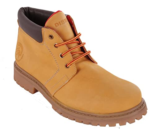 differently acc3a 423e4 Diesel Damen Boots Stiefeletten Boots Camel Size 41# 112 ...
