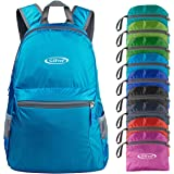 G4Free Ultra Lightweight Packable Backpack Travel Hiking Daypack Small Handy Foldable Outdoor Camping Backpack
