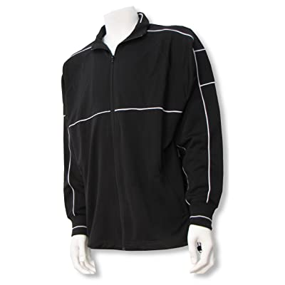 Sparta poly-knit athletic warmup jacket