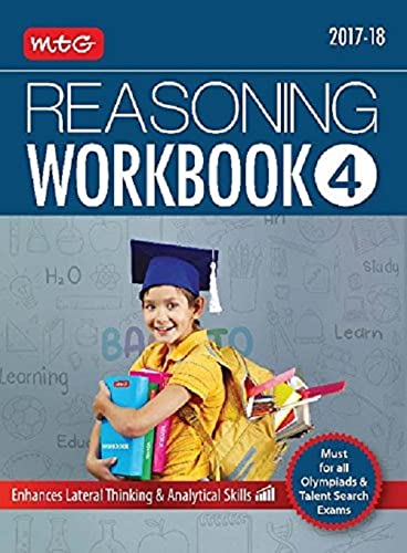 Olympiad Reasoning Work book - Class 4