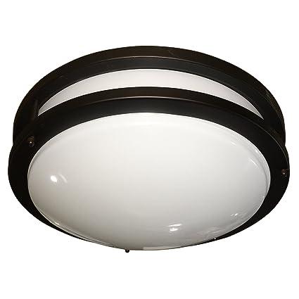 Y Decor L2101ORB Euro Decorative 1 Circline Fluorescent Lighting In ...