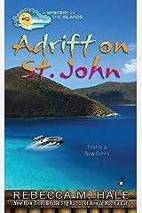 Adrift on St. John (Mystery in the Islands) Mass Market Paperback
