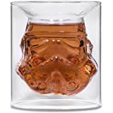 Shepperton Design Studios - Original Stormtrooper Glass Verre à Jus Verre Transparent - thumbs UP! - 1001571