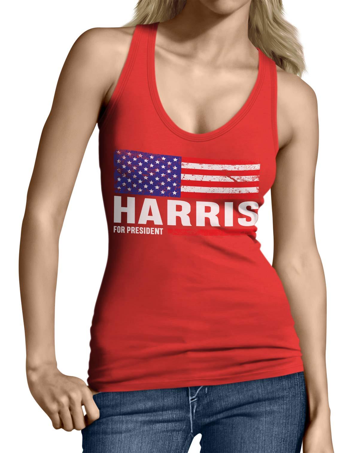 Apparel Harris For President Tank Top Shirts