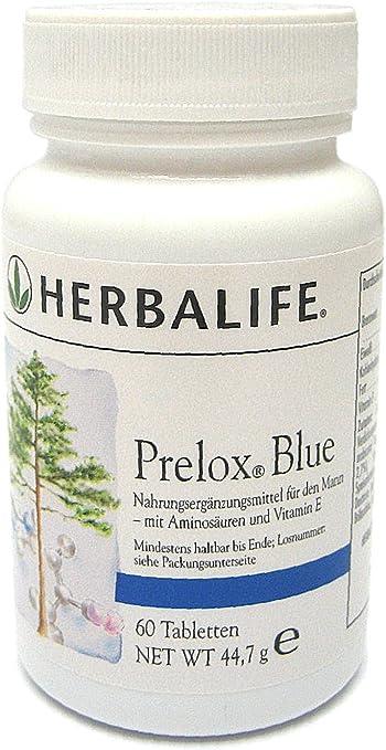Amazon.com: Herbalife Prelox Azul: Health & Personal Care
