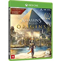 Assassins Creed Origins Brazil Le - 2017 - Xbox One