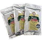 総合栄養食 ナナ(Nana) レギュラー(代謝エネルギー320kcal / 100g)一般の成犬用 ラム&ライス お試しサイズ100g×3袋セット 原料に小麦は使用していません 糞臭軽減 [ドックフード]