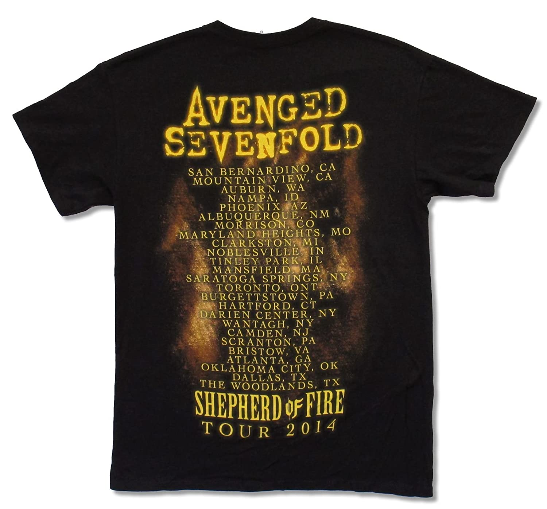 Amazon com: Adult Avenged Sevenfold