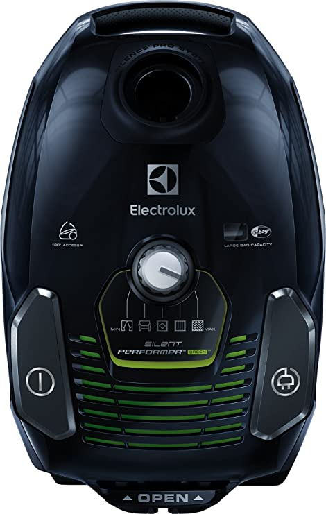 Electrolux SilentPerformer Aspirateur avec sac AAA blanc
