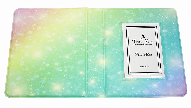 PIC-300 Polaroid Snap Yosuny Album per Fujifilm macchina fotografica Mini 7s 8 8+ 9 25 50s 70 90 Kodak Mini,3 pollici Album fotografico