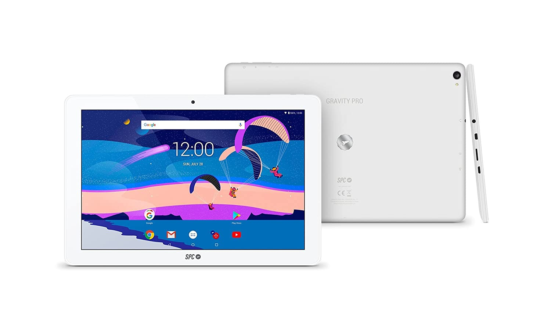 SPC Gravity Tablet con Pantalla IPS HD 10,1 Pulgadas, Memoria RAM ...