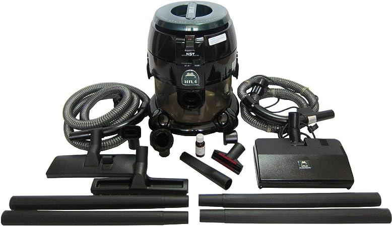Hyla NST aspirador con cepillo eléctrico EBK 290 Agua aspirador de aire y sistema de limpieza de habitación Top Incluye 1 x Aire Maxx aceite aromático: Amazon.es: Hogar